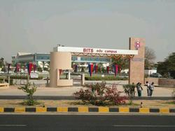 Babaria College Gate - Babaria Institute of Technology BIT, Vadodara