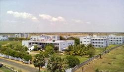 College Campus - Bharathiyar College of Engineering and Technology, Karaikal