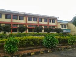 College Building - College of Forestry, Ponnampet