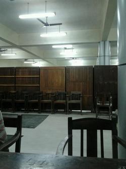 College Library - DG Ruparel College, Mumbai