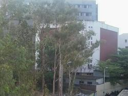 College Building - Dr DY Patil Institute of Engineering  Technology, Pune