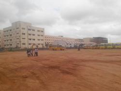 College Campus - Guru Nanak Engineering College, Ibrahimpatnam