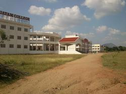 College Campus - Jayam College of Engineering  Technology, Dharmapuri