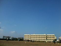 College Building - Mohamed Sathak College of Arts and Science, Chennai