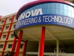 College Building - Nova College Of Engineering  Technology, Hyderabad
