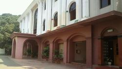 College Building - PB Siddhartha College of Arts  Science, Vijayawada