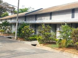 College Building - PES College of Engineering, Mandya