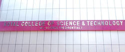 College logo - Royal College of Science   Technology, Bhubaneswar