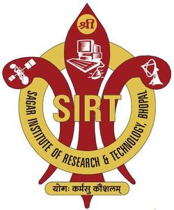 College logo - Sagar Institute of Research Technology  Science SIRTS, Bhopal