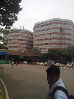 College Campus - Sri Ramachandra Medical College and Research Institute