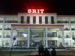 College Building - Srinivasa Ramanujan Institute of Technology, Anantapur