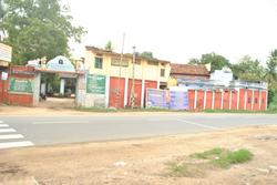College Building - Thavathiru Santhalinga Adigalar Arts and Science College, Coimbatore