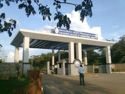 College Entrance - Tontadarya College Of Engineering, Gadag