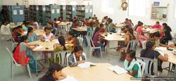 Library - JA Arts and Science College,  Chennai