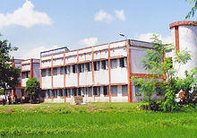 College Building - Government Autonomous College, Rourkela