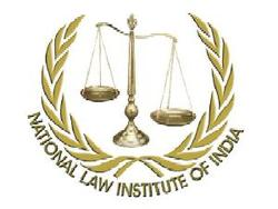 College logo - National Law Institute of India, New Delhi