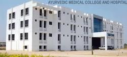 College Building - Rajiv Gandhi Ayurveda Medical College, Mahe