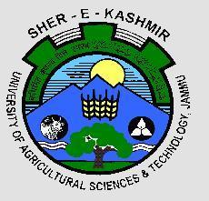 Sher-e-Kashmir University of Agricultural Science & Technology, Srinagar