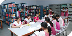 Library - Shri Atam Vallabh Jain Girls College, Sriganganagar
