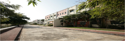 College Building Side View - Swami Ramananda Tirtha Institute of Science  Technology