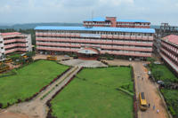 College Campus - Srinivas Institute of Technology SIT, Mangalore
