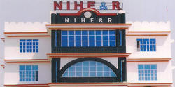 College Building - National Institute of Health Education  Research,Patna