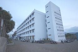 Sinhgad College of Science - Building Full View - Sinhgad College of Science, Ambegaon
