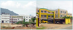 Nightingale Institute of Technology - Building View - Nightingale Institute of Technology, Coimbatore