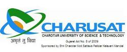 Charotar University of Science & Technology (CHARUSAT) , Anand