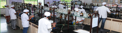 Chemical Lab - Adarsh Shikshan Prasarak Mandal Ideal College of Pharmacy and Research, Thane