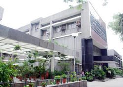 College Building - Pt Deendayal Upadhyaya Institute for the Physically Handicapped, New Delhi