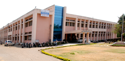 College Building - Dr YS Khedkar College of DPharmacy, Aurangabad