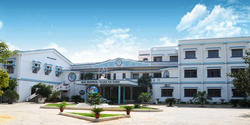 College Building Campus view - Idhaya Engineering College For Women, Chinnasalem
