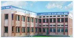 College Building View - Rajasthan Vidyapeeth Homeopathic Medical College, Udaipur