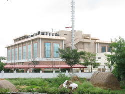 College Building - Govt Homeopathic Medical College and Hospital,Madurai