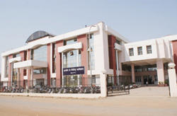 College Building View - Govt Dental College Raipur Chhattisgarh