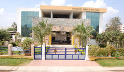 College Building - Pachamuthu College of Arts and Science for Women, Dharmapuri