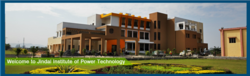 College Building - Jindal Institute of Power Technology, Raigarh