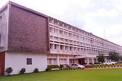 College Building - College of Agriculture, Chiplima