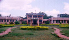 College Building View - Agriculture College, Aswaraopeta