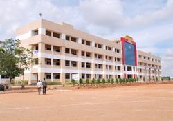 College Building View and Campus - Oxford Engineering College, Trichy