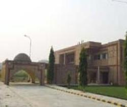 College Building Campus - State Ayurvedic College, Lucknow