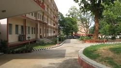 College Campus - Xavier Institute for Tribal Education XITE, Gamharia
