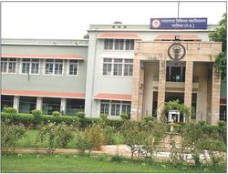 College Building Front View - Gajra Raja Medical College, Gwalior