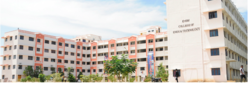 College Building Side View - Excel College Of Engineering  Technology, Komarapalayam