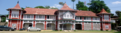 College Building View - Industrial Training Institute ITI, Tissa