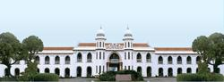 College Building Front View - PSG Polytechnic College, Coimbatore