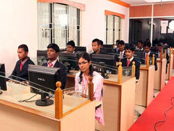 Computer Lab - Imayam Catering College, Trichy