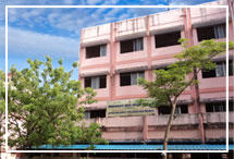 College Building - Avvaiyar Government College for Women, Karaikal