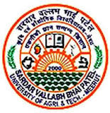 Sardar Vallabh bhai Patel (SVP) University of Agriculture & Technology, Meerut